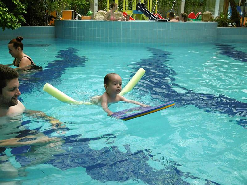 Úszótanfolyam gyerekeknek Debrecenben