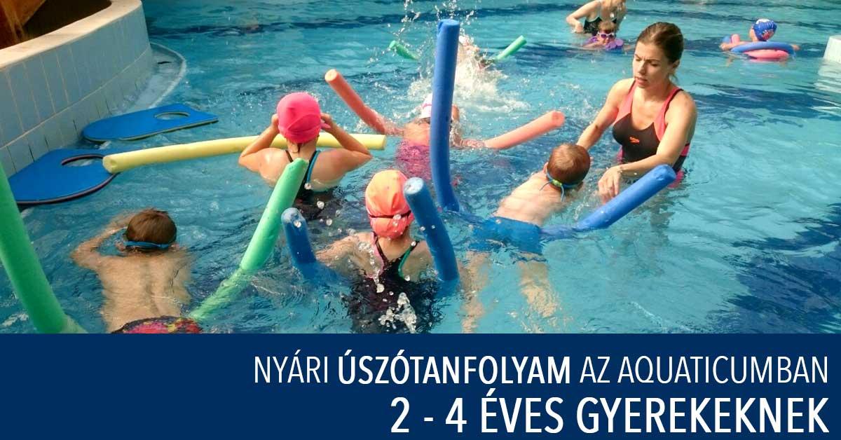 Úszásokatás Debrecen